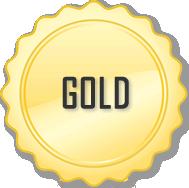 Label-Paket-Gold