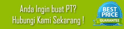 Pendirian PT